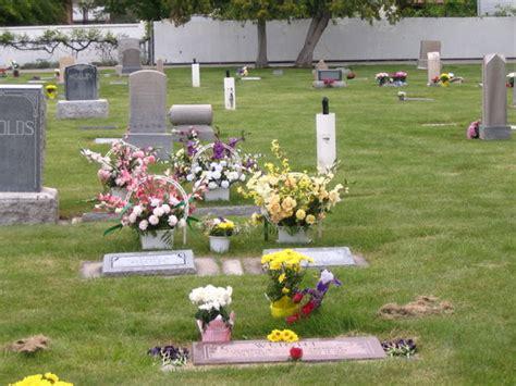 cemeteries springville buildings  grounds