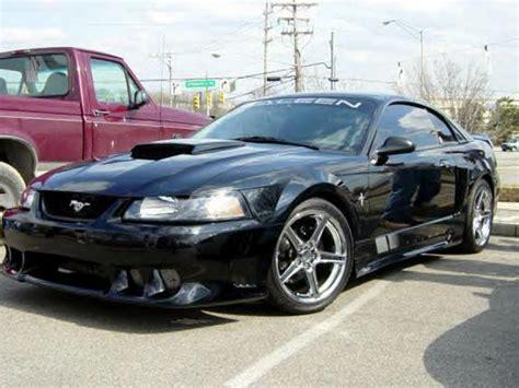 Ricardom 2001 Saleen Mustang Specs, Photos, Modification