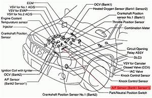 97 Toyota Camry Engine Diagram