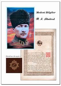 Calaméo - Medeni Bilgiler El Yazma-M.Kemal Atatürk