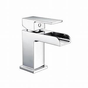 Robinet Lavabo Cascade : meuble salle de bain design double vasque siena largeur ~ Edinachiropracticcenter.com Idées de Décoration