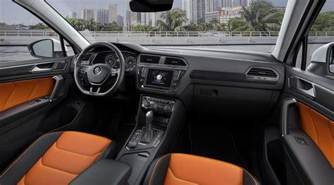 2016 Volkswagen Tiguan Unveiled 176kw Tdi Flagship