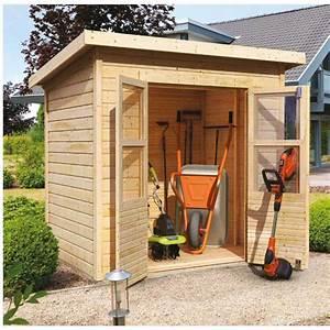 Abri De Jardin Petit : abri de jardin en bois massif 4 54m merseburg 4 karibu ~ Premium-room.com Idées de Décoration