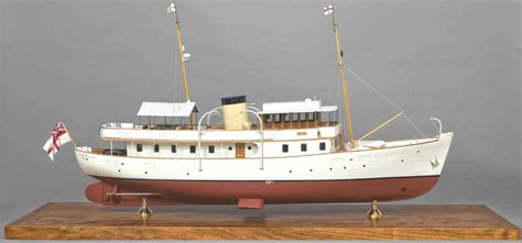 Model Boats Motor Yachts by Https Flic Kr P E9ut7a Maquette Ancien Yacht Voilier