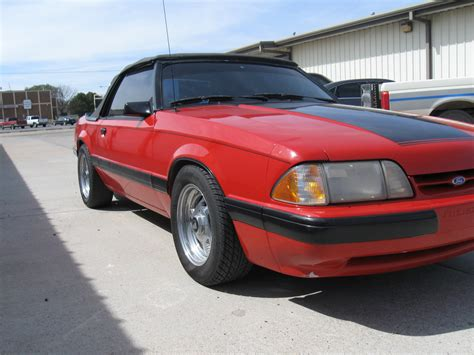 1986 Ford Mustang by Nightmarestang 1986 Ford Mustang Specs Photos