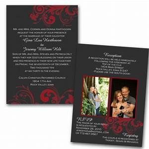 best 25 red wedding invitations ideas on pinterest red With michaels red wedding invitations