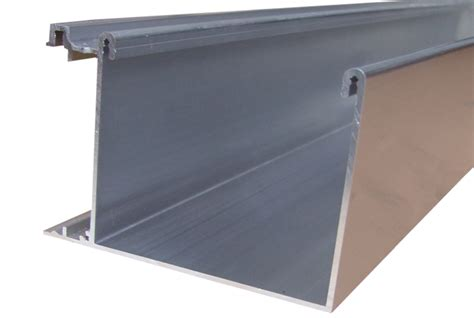 alu dachrinne preis aluminium dachrinnen kastenrinnen