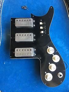 Vintage 1960 U0026 39 S Hofner Model 173 Electric Guitar Wiring