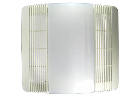 replacement cover for bathroom fan light nutone 85315000 heater and ventilation fan lens with