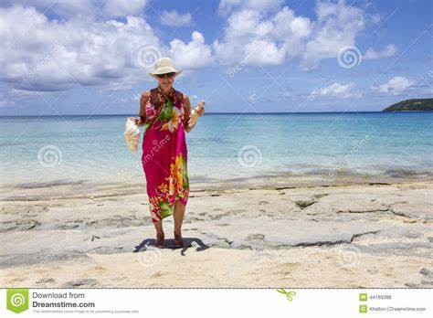 Fiji Islands Drream Woman