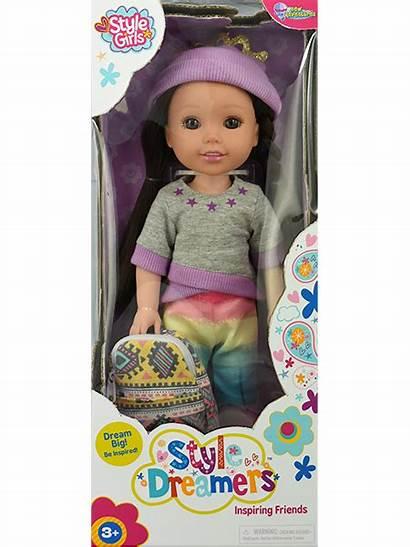 Dreamers Dolls Adventures Doll Ii Maisie Armelle