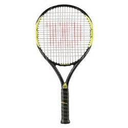 wilson  factor  pro team  tennis racket sweatbandcom