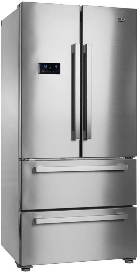 beko gnex amerikaanse koelkast van beko gnex