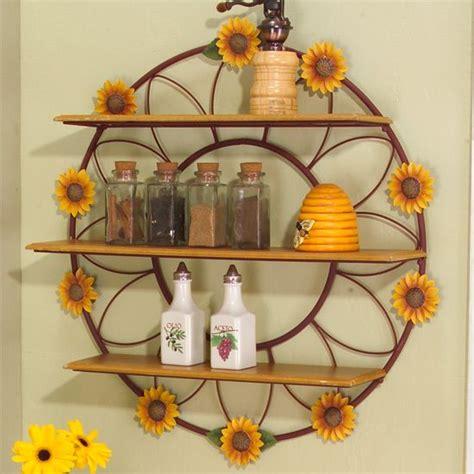 sunflower kitchen decorating ideas sunflower kitchen theme for fresher but simple kitchen