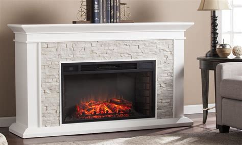 buy   electric fireplace overstockcom