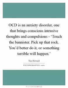 Ocd Quotes | Oc... Ocd And Anxiety Quotes