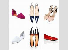 4 Easy Ways to Wear PointedToe Flats Slide 1, ifairercom