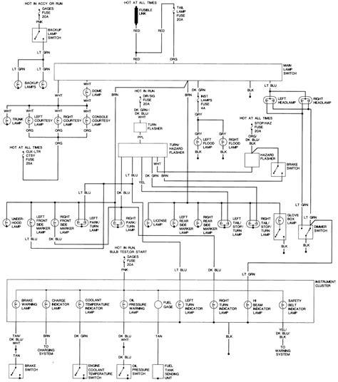 1968 Oldsmobile Cutlas Wiring Diagram by 1967 Cutlass Wiring Diagram Color Wiring Library