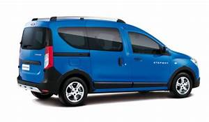 Dacia Utilitaire 3 Places Prix : actualit nouveaut dacia dokker stepway 2014 le dokker en mode baroudeur ~ Gottalentnigeria.com Avis de Voitures