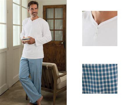 pyjama homme bleus des chs linvosges