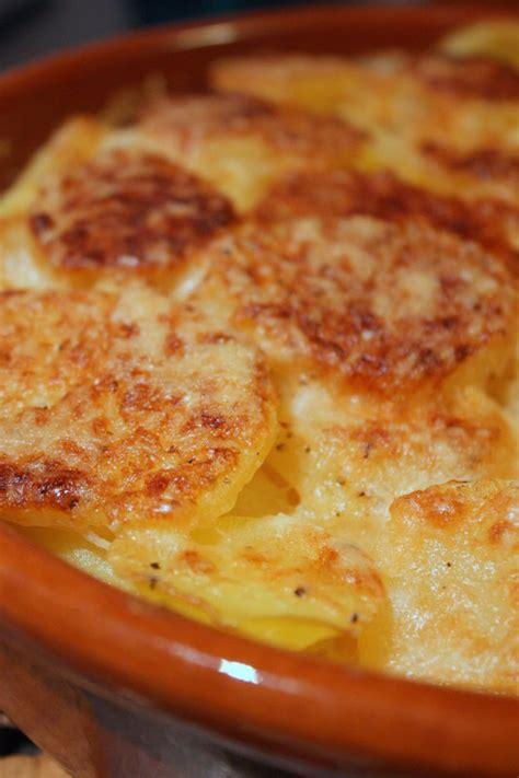 boursin cuisine recette gratin de pommes de terre au boursin cuisine chez requia