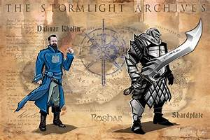 Twok  Artwork Request   Stormlight Archive