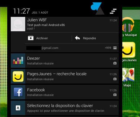 center android installer android sur un ordinateur pc windows linux