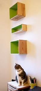 Etagere A Fixer Au Mur : fixer des tag res caisses de vin au mur caisse vin ~ Melissatoandfro.com Idées de Décoration