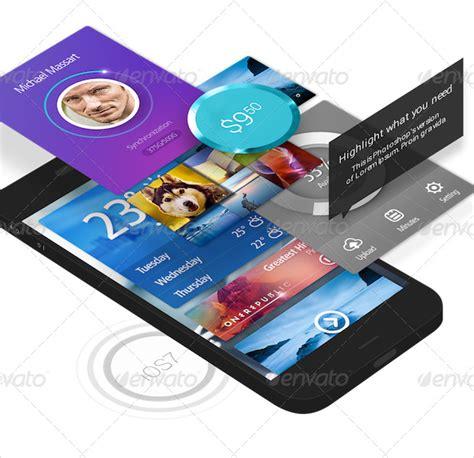 cool phone apps 22 mobile app mockups psd design trends