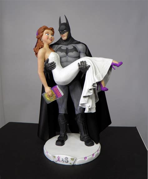 Always Batman Arkham Belle Sophie Cartier Sculpture