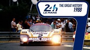 Motorsport.tv - 24 Hours of Le Mans 1988   Facebook