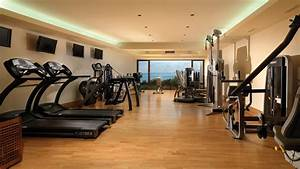 Gym At Porto Elounda GOLF SPA RESORT