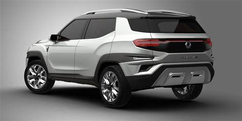 ssangyong xavl concept revealed  caradvice
