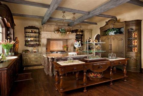 Primitive Decorated Bathroom Pictures by French Country Style Kitchen Pictures