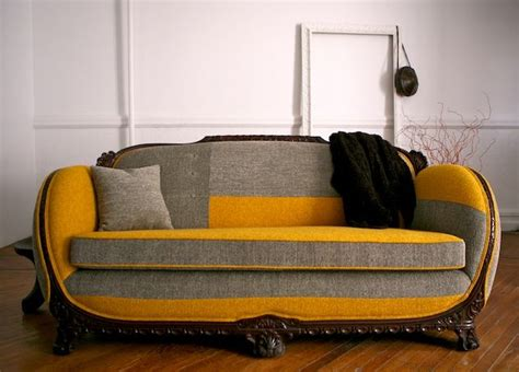 Reupholster Settee by Reupholstered Antique Sofa Furniture Sofa
