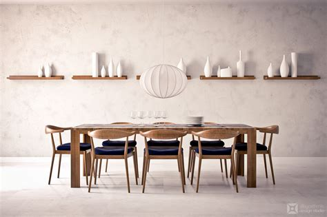 dinner table cgarchitect professional 3d architectural visualization user community dinner table