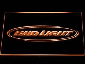 Bud Light Horizontal LED Neon Sign