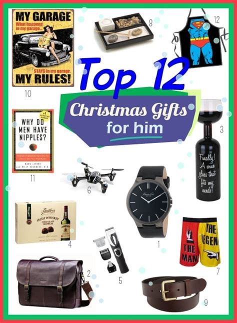 top christmas present ideas for him vivid s