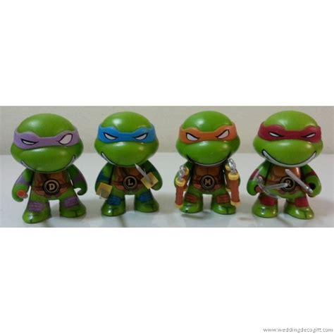teenage mutant ninja turtles cake topper figurine cute