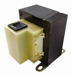 Control Transformer Class 2 Ul Listed Manual Reset 24v
