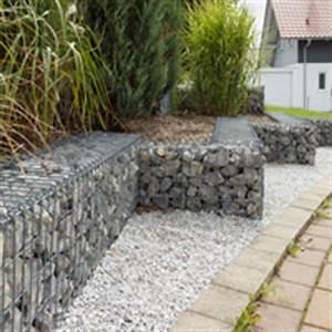 Gabionen Stützmauer Berechnen : 4 m glichkeiten zur hangbefestigung ~ Themetempest.com Abrechnung