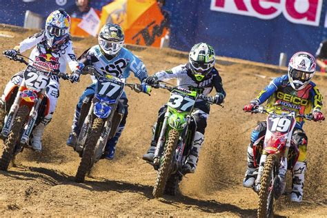 motocross ama schedule 2016 lucas oil pro motocross schedule announced racer x
