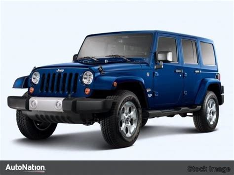 2016 / 2017 Jeep Wrangler Unlimited For Sale In Knoxville