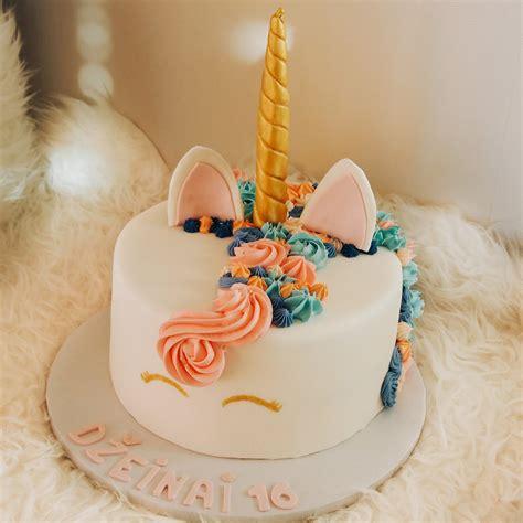 Unicorn kūka - Betijas kūkas
