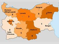 Provinces of Bulgaria Wikipedia