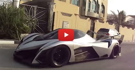 The 5,000 HP Devel Sixteen is Real!   Engaging Car News ...