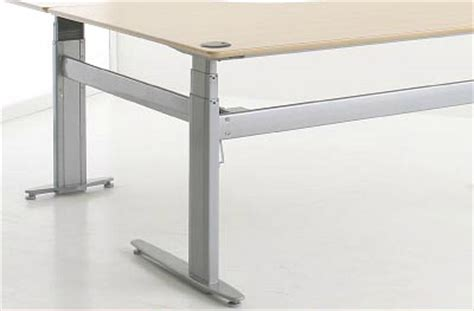 shop conset 501 27 laminate electric sit stand desks