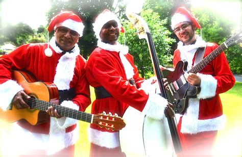 havana club trio the three wise men latin christmas act