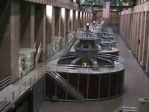 Inside Hoover Dam - Hydroelectric Power Plant - YouTube