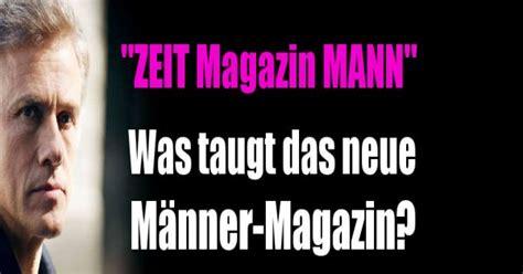 Was Taugt Das Neue Männer-magazin Der